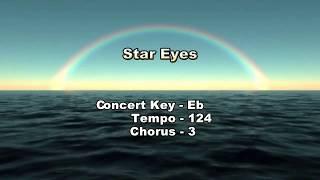 Star Eyes -  ( Instrument Eb )