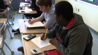 C. Milton Wright High School Math Class - Potter
