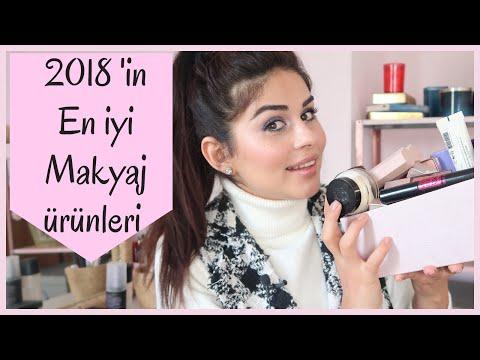YILIN EN İYİ MAKYAJ ÜRÜNLERİ : 2018 Favorilerim