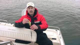 Landing a Huge 23 lb Salmon with a Small Fishing Net