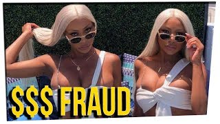 Shannade Clermont Charged with Fraud ft. Steve Greene & DavidSoComedy