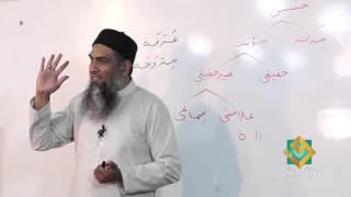 Learn Arabic  Lecture -06 _2014  [FULL HD] Arabic Grammar for Understanding the Quran