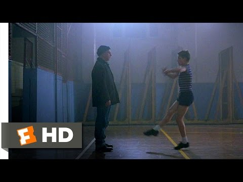 Billy Elliot 7 12 Movie CLIP Dancing for Dad 2000 HD