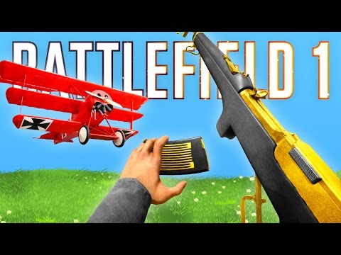 watch Battlefield 1: Epic & Funny Moments #8 (BF1 Fails & Epic Moments Compilation)