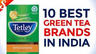 10 Best Green Tea Brands in India with Price | Health Benefits of Green Tea