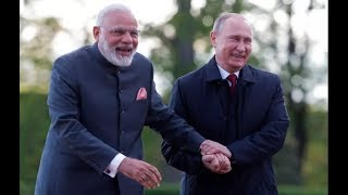 """Russian TV Reports On """"Indian Economic Miracle"""""""