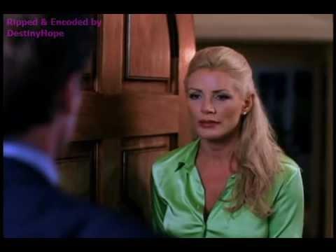 Shannon Tweed Forbidden Sins 1999 Green Satin Blouse