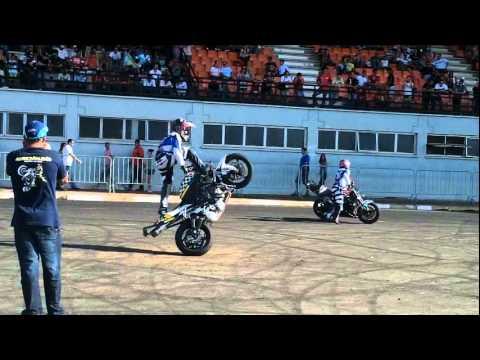 Show Equipe Adrenalina em Paulinia 10 07 2011