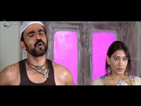 Azzu Bhai Romantic Scene - Hyderabad Nawabs Movie Scenes