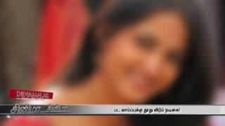 Six Feet Actress Sends Messages in Request of New Tamil movies - Video in Dinamalar