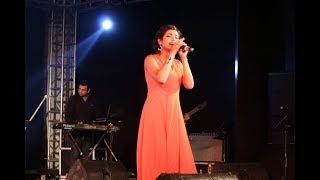 Nahid AFRIN VREEGU Live Concert morilong morilong bihu song Zubeen Garg At Dubai 2018