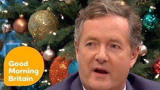 Piers Morgan Calls Madonna a