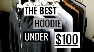 [Build A Streetwear Wardrobe] Áo Hoodie - The Most Versatile Item In Your Closet