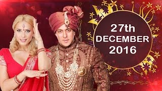 CONFIRMED! Salman Khan & Iulia Vantur To MARRY On 27th Dec 2016