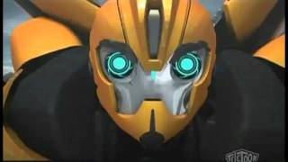 Awake and Alive- Transformers: Prime