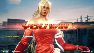 Tekken7 FR Nina Online Match 2