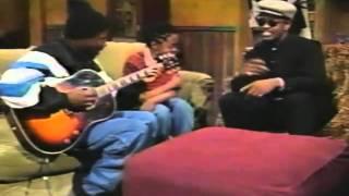 Fab 5 Freddy, Lauryn Hill and Wyclef on freestylin'
