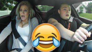 GIRLFRIEND REACTS TO CORVETTE Z06 LAUNCH!