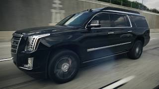 MUST SEE: ARMORED ESCALADE OFFICE BY LEXANI MOTORCARS