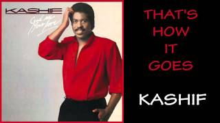 Kashif - That's How It Goes 1984
