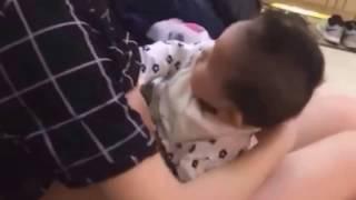 Breastfeeding baby .How to breastfeed