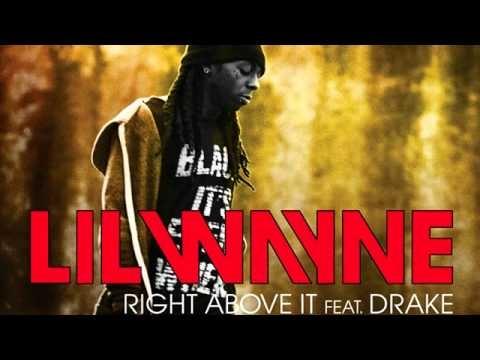 Lil Wayne - Right Above It feat. Drake (Lyrics)