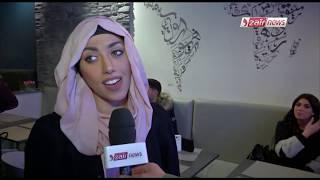 منال حدلي تطلق كليب راحة البال و تتجدث عن علاقتها مع الفانز