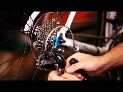 How to Adjust Gears & Derailleurs | Bicycle Repair
