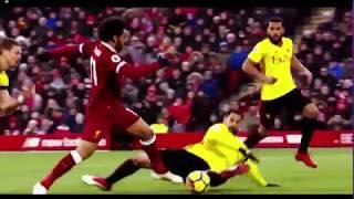 اخبار الكرة الانجليزية : محمد صلاح افضل لاعب و هداف الدوري --  و وصفه  بالليونيل ميسي