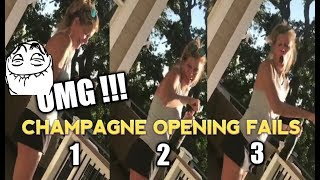 People vs Champagne Fails - Compilation Funny ( Enamon Jokes )