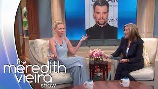 Katherine Heigl On Kissing Co-Stars | The Meredith Vieira Show