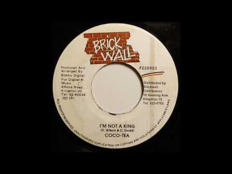 I'm Not A King Riddim mix  1997 (Digital B)  Mix by djeasy