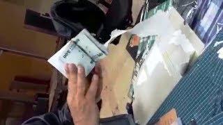 احباط تهريب مبالغ مالية عبر مطار الملك خالد بالرياض