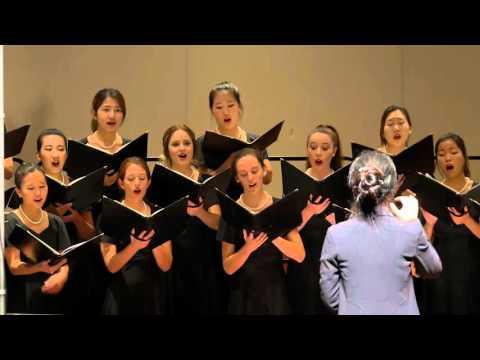 Xxx Mp4 USC Thornton Oriana Women S Choir The Snow By Edward Elgar 3gp Sex