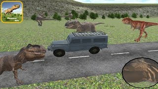 Dinosaur Sim: Dinosaur Safari with 7 of 20 Dinosaur Types - IOS Gameplay