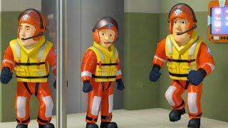 Fireman Sam New Episodes   The Pontypandyness Monster   S8 Marathon   Episodes Mix 🚒 🔥 Kids Movies