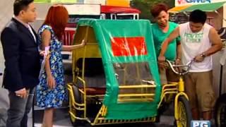 Bubble Gang: Ang tricycle na walang kasing sosyal