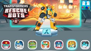 Transformers Rescue Bots: Disaster Dash - Bumblebee Solo Mission