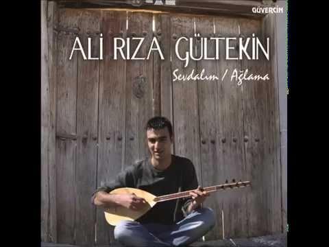 Ali Rıza Gültekin Sevdalım Official Audio
