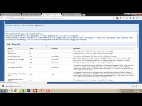 How to Upload Files Directly From Joomla Administrator Panel  | Profiles Component