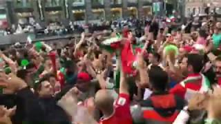 Iran vs Morocco - World Cup 2018 - حاشیه های بازی ایران و مراکش