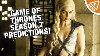 Game of Thrones Season 7 Predictions! (Nerdist News w/ Jessica Chobot)