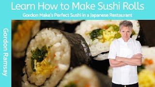 Gordon Ramsay Sushi Style