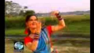 Bangla Folk Song  Nisi Raite Bandhu Aamar Model - Sohel & Nupur  3gp