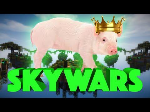 No Keyboard Challenge - Skywars Challenges #2