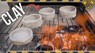 Can You Fire Clay in a BBQ?