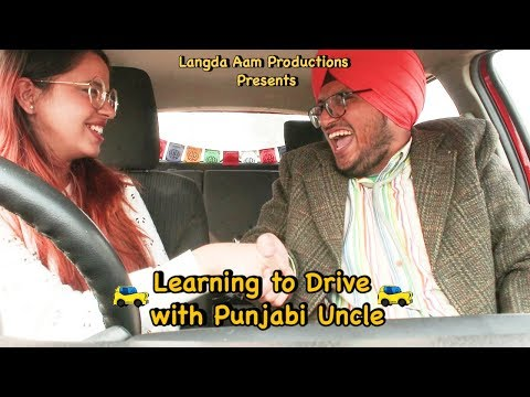 Xxx Mp4 Learning To Drive With Punjabi Uncle Langda Aam Productions 3gp Sex
