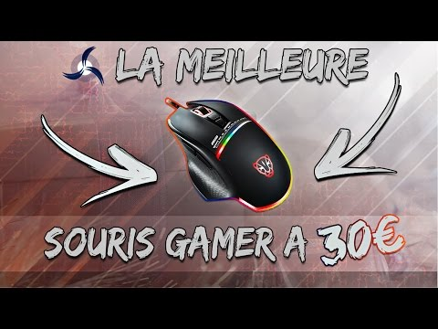 [FR] LA MEILLEURE SOURIS GAMER A 30€ KLIM Skill - Hardware FR