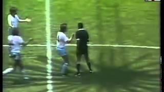 Maradona Hand of God Goal 1986 World Cup