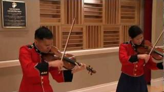 SOUSA The Stars and Stripes Forever (arr. Dukov for two violins) -